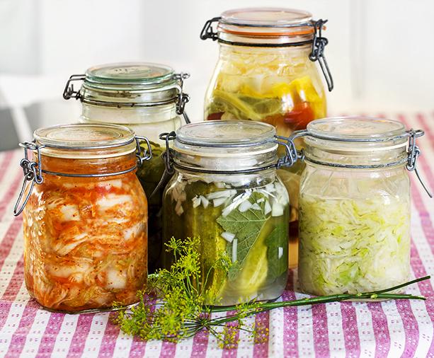 syrade grönsaker recept