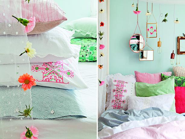 Sovrumsidéer, Fint i sovrummet, Idéer till sovrummet Drömhem& Trädgård