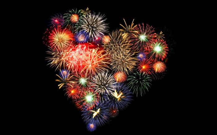 Ha ett kärleksfullt 2016!