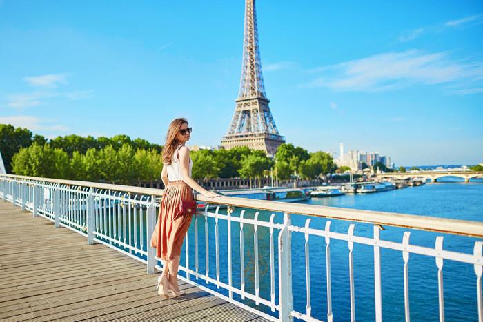 Eiffeltornet i Paris. Foto: Shutterstock