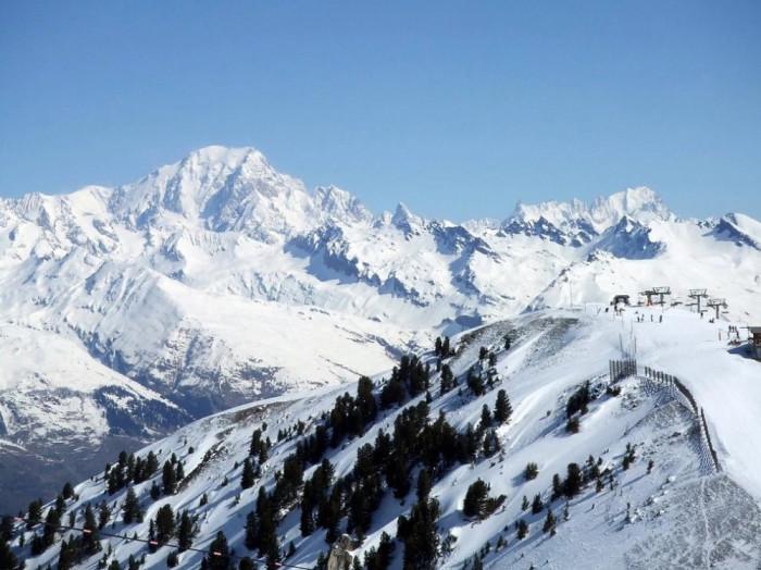 vinter-Alps-France