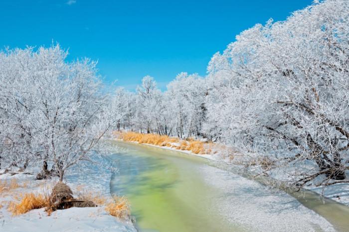 vinter-Manitoba-Canada