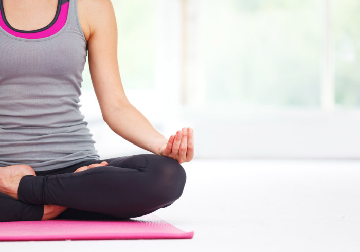 Alla kan yoga! Foto: Shutterstock