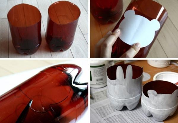 plastflaskor krukor 2