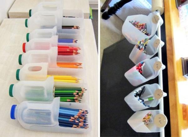 plastflaskor pennstall