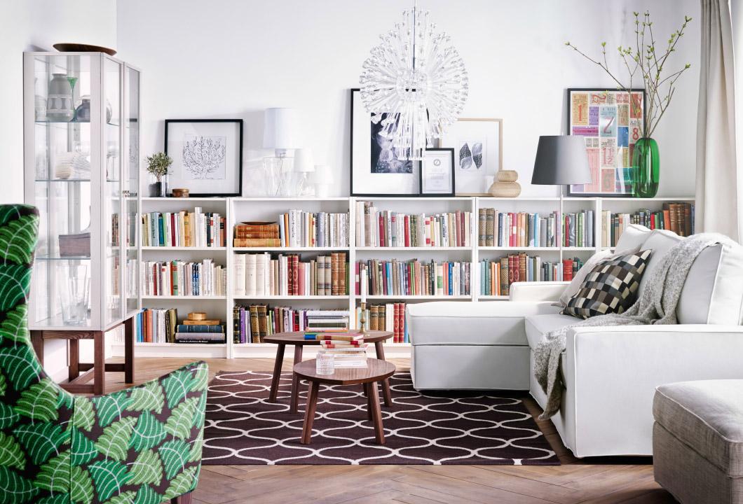 Icke gamla 15 sätt att inreda med bokhyllan Billy | Drömhem & Trädgård WI-83