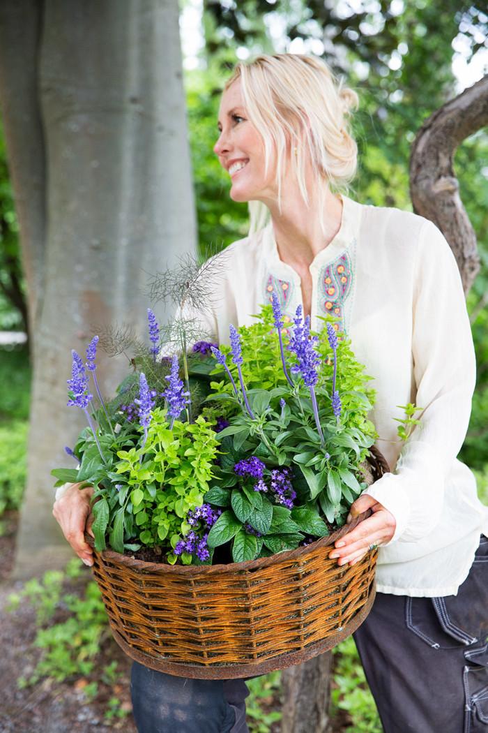 Victoria Skoglunds sommarfavoriter. Foto: Lena Granefelt/Blomsterfrämjandet