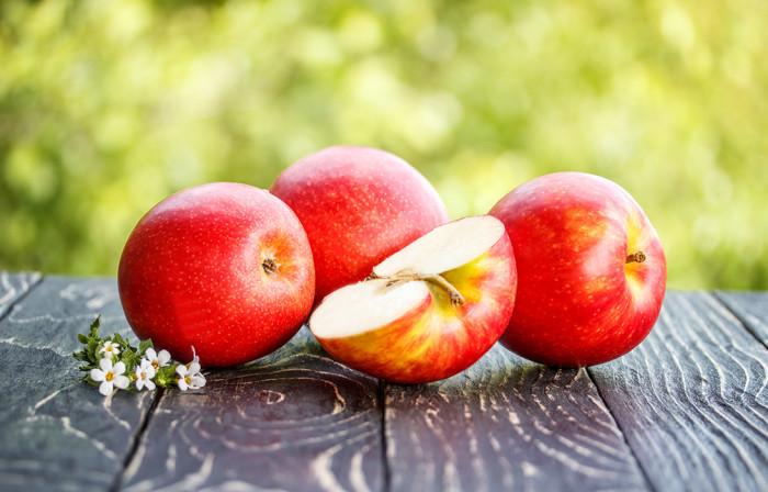 Ta vara på dina gamla äpplen! Foto: Shutterstock