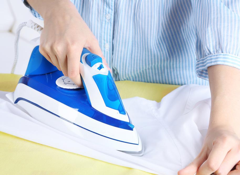 tips för att stryka skjorta