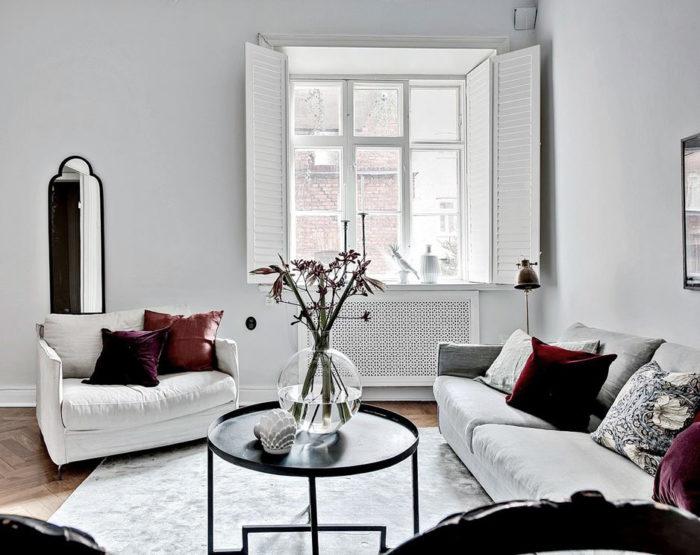 Foto: Maria Sahlander Stylist: By Bon för Bjurfors/mäklare: Sandra Stals