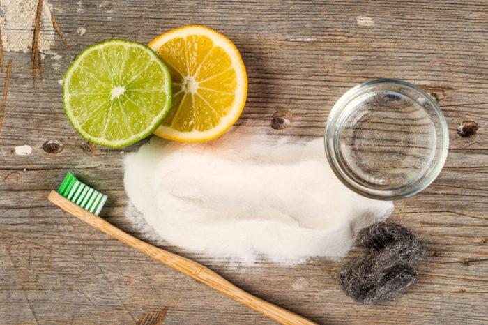 gör eget rengöringsmedel
