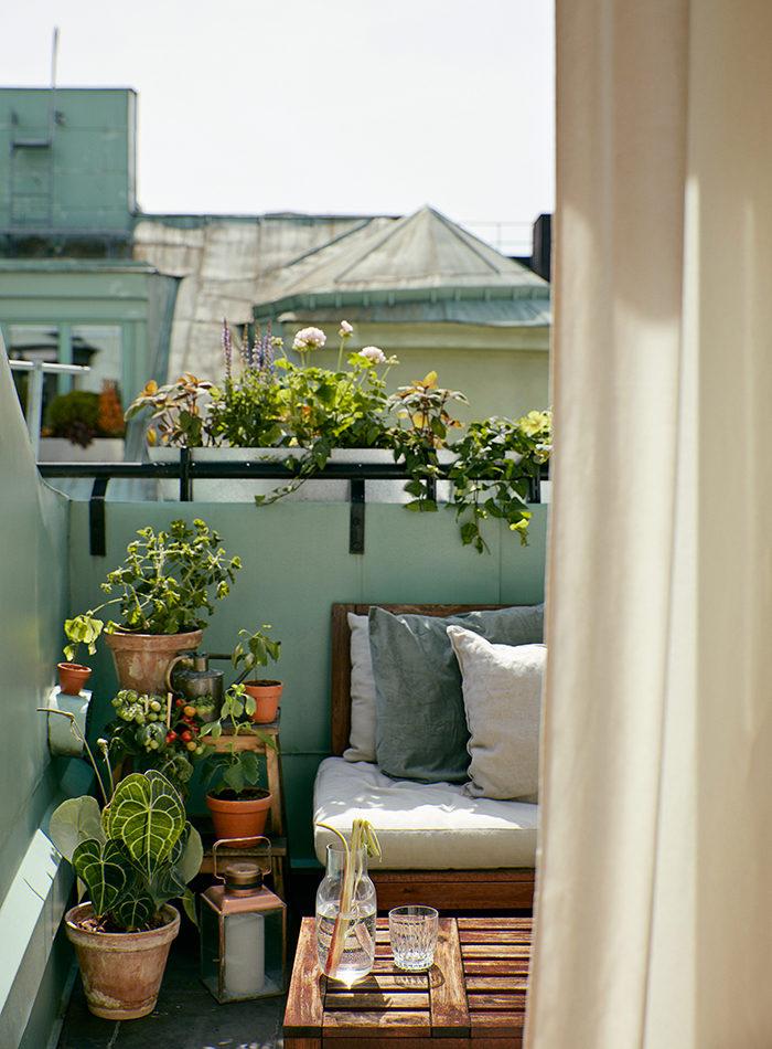 inreda balkong billigt