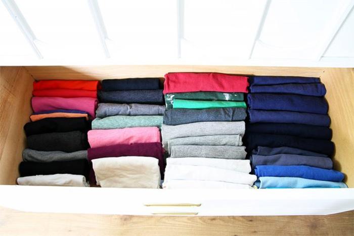 tips för att organisera hemma