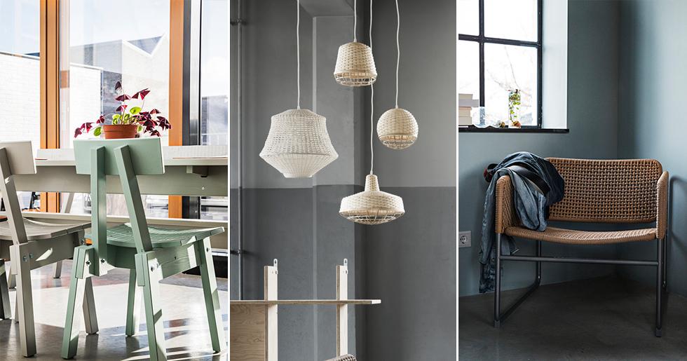 Ikeas designsamarbete Industriell | Drömhem & Trädgård
