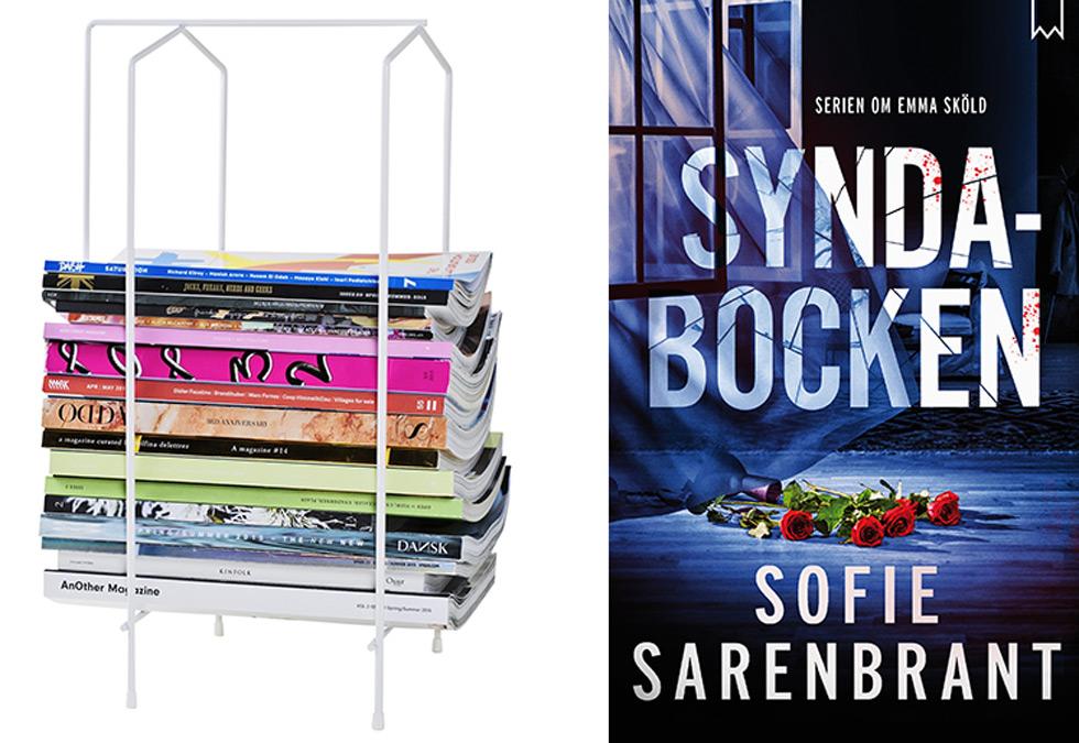 Sofie sarenbrant förvarar böcker