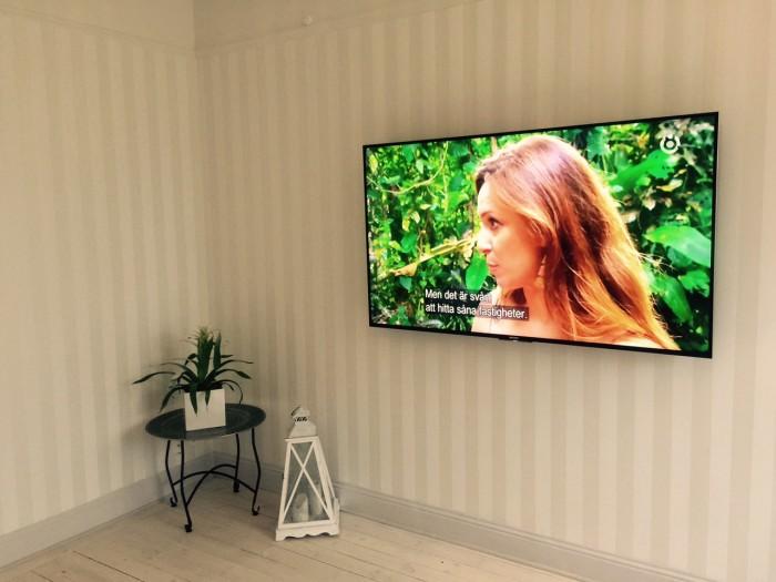 Tv inbyggd