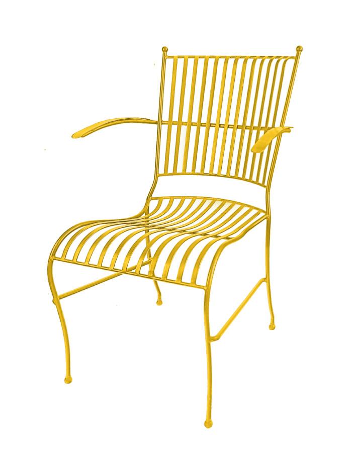 gul stol 2950kr